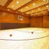 Basketball Court - North Greenwich, CT - Acoustic Environment
