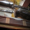 Plumbing & HVAC Ducts - Wrapped with LV-A