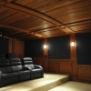 Home Theater - East Hampton, NY - Acoustic Separation & Acoustic Environment