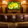 Home Theater - Greenwich, CT - Acoustic Separation & Acoustic Environment