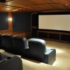Home Theater - East Hampton, NY - Acoustic Separation and Acoustic Environment